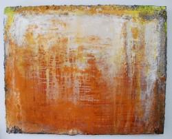 Inspiration: No. 915 | 80x100 cm | 2015 | Spachtelarbeit auf Holz.